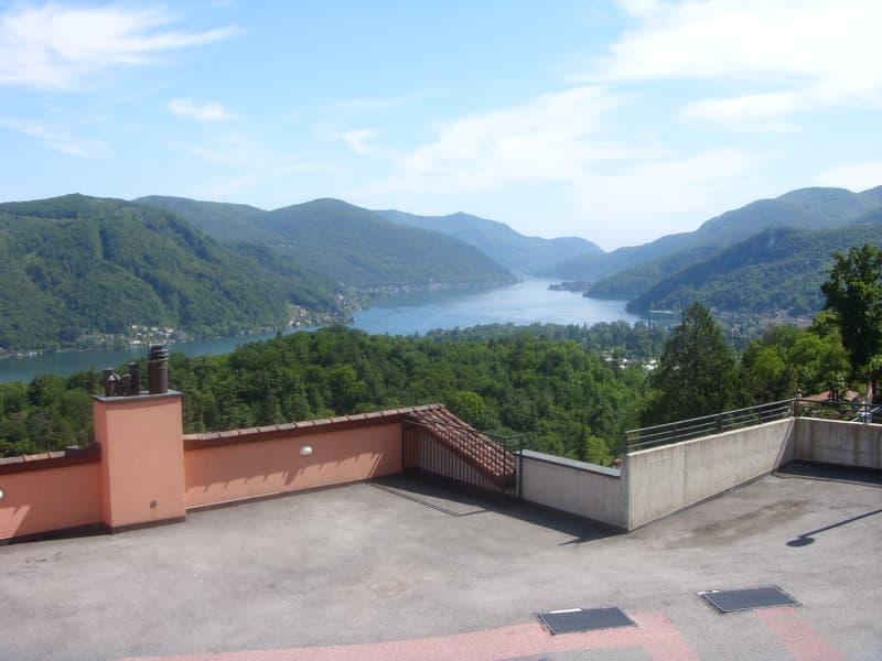 3.5 locali - vista lago