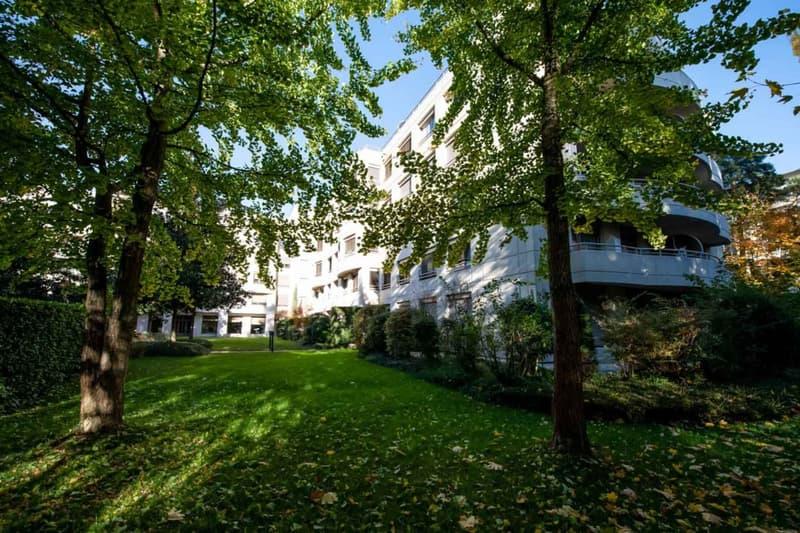 Appartement de 4 pièces avec balcon au 3ème étage à Champel
