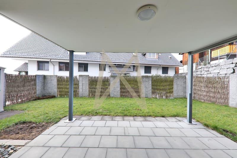 Gartenwohnung modern und viel Comfort (3)