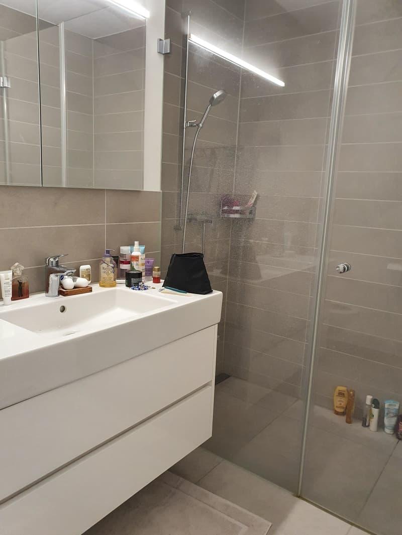 Hervorragende 2,5-Zimmer-Wohnung in Cham / Great 2.5 room Flat in Cham