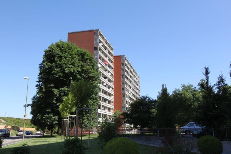 Referenzbild: Wohnblock