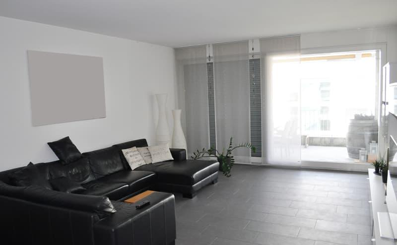 4.5-Zimmerwohnung in Hagendorn