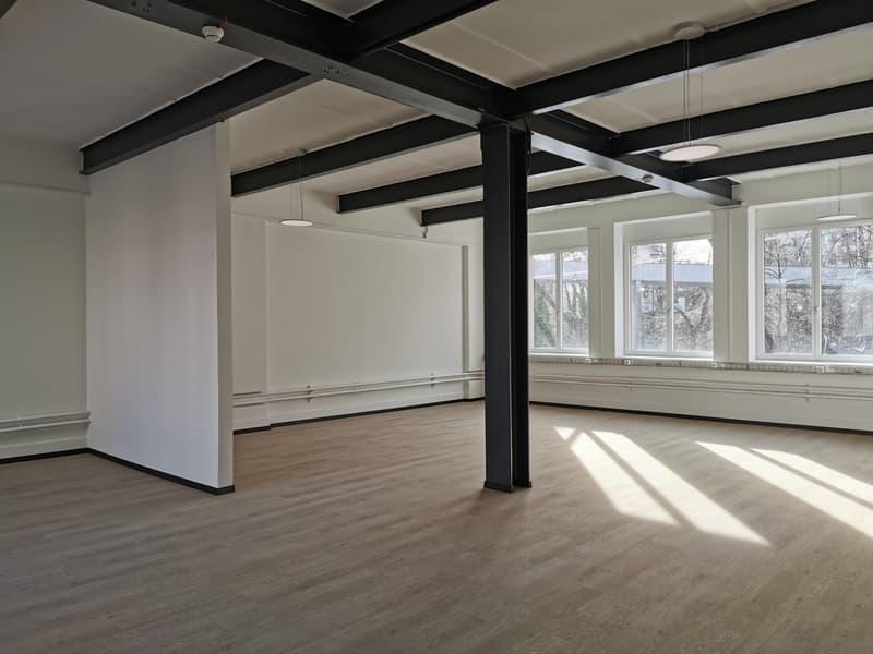 Mietfläche 92.36 m2