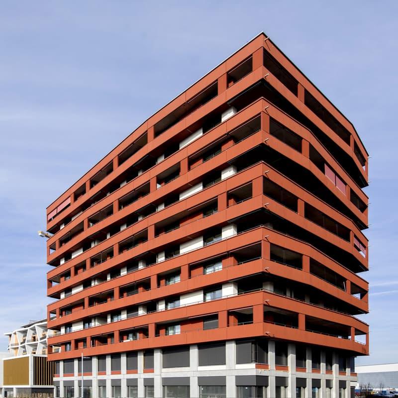 Aussenansicht Gebäude S20