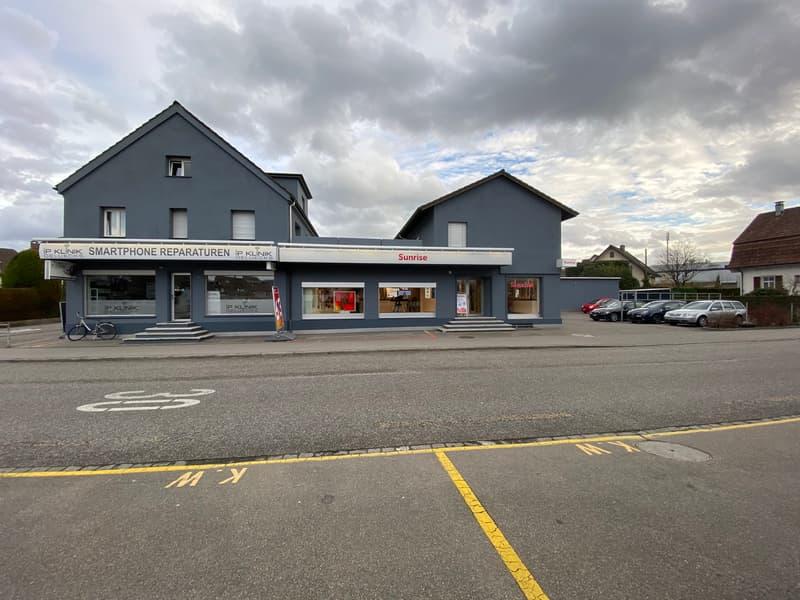 Geräumige Büro-oder Gewerberäumlichkeiten im Zentrum von Lenzburg (1)