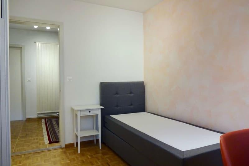 Möbliertes WG-Zimmer direkt neben Novartis Pharma Stein AG