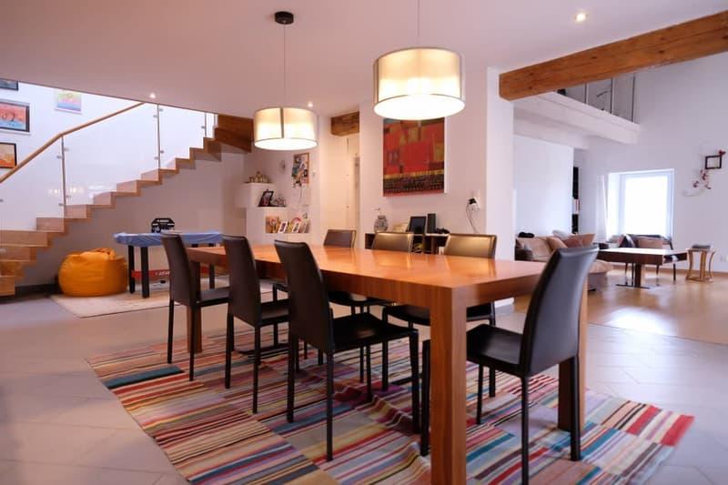 Magnifique duplex 7p // 4 chambres // 3 SDB // Terrasse - vue