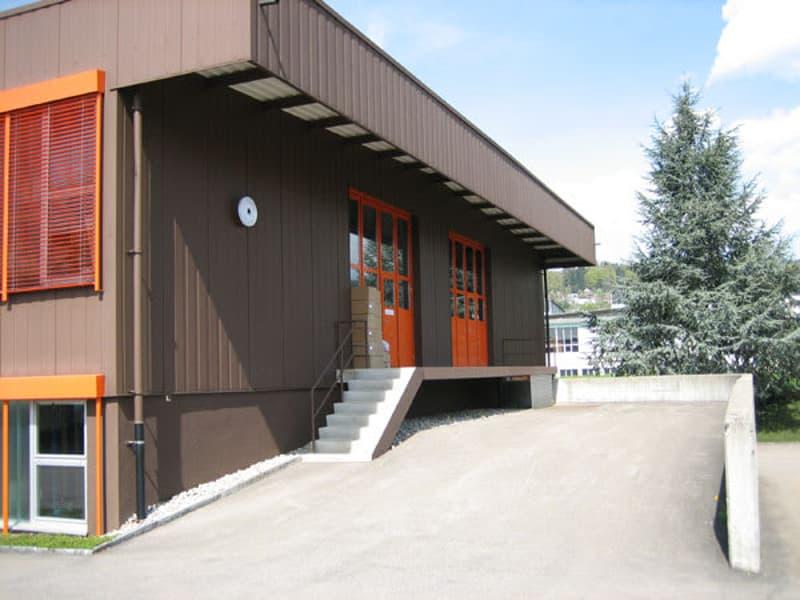 Zentral gelegene Lagerräumlichkeiten
