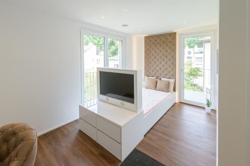 Moderne 1.5 Zimmer Apartments