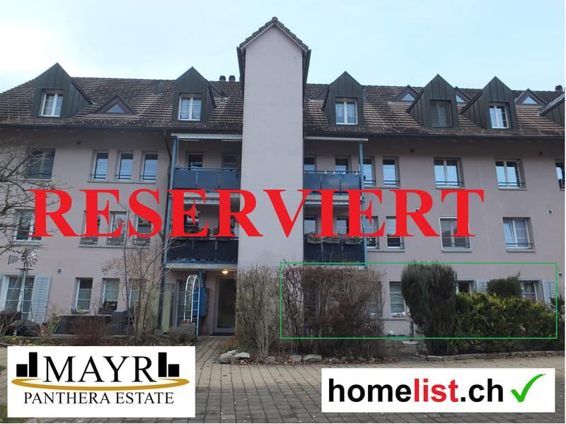 RESERVİERT'' ''4.5 Zimmer Eigentumswohnung inklusiv Bastelraum und Parkplatz