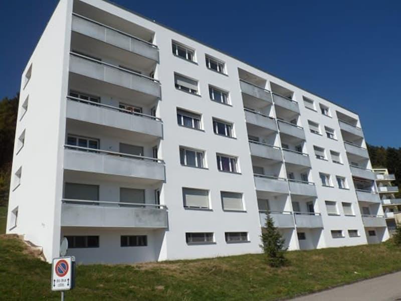 Appartement entièrement rénové avec balcon