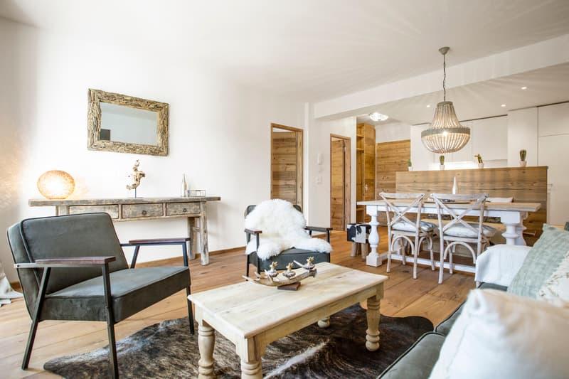 Stylische Wohnung an Toplage: nah beim Palace und See (2)