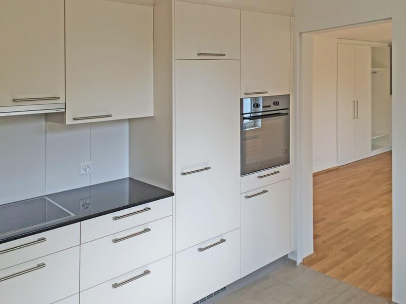 Küche-Wohnen