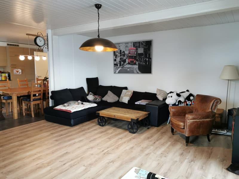 Spacieux appartement de 3.5 pièces à 5 min. d'Yverdon-les-Bains