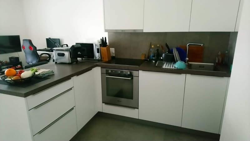 Joli appartement 1.5 pièces dans nouvelle construction proche de Lausanne (3)