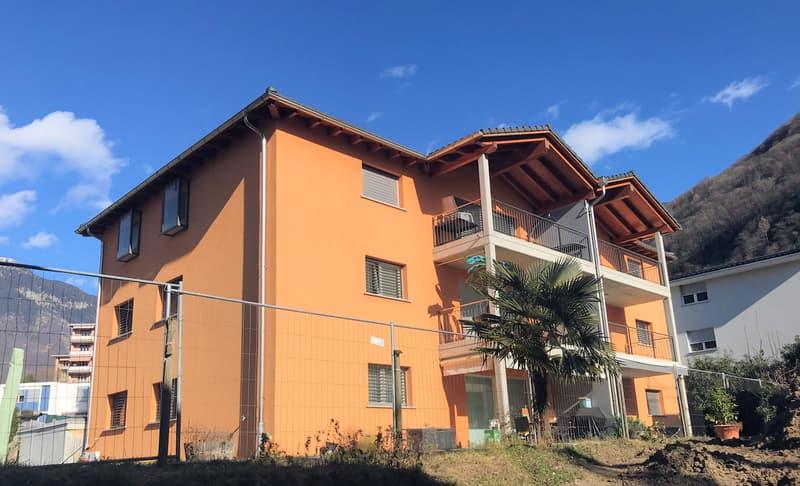 Appartamento 3.5 locali a soli 5 minuti da Bellinzona