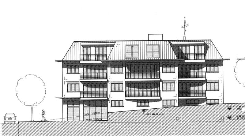 Klimatisierte Büro- oder Praxisräume zentral gelegen, mitten in Horw