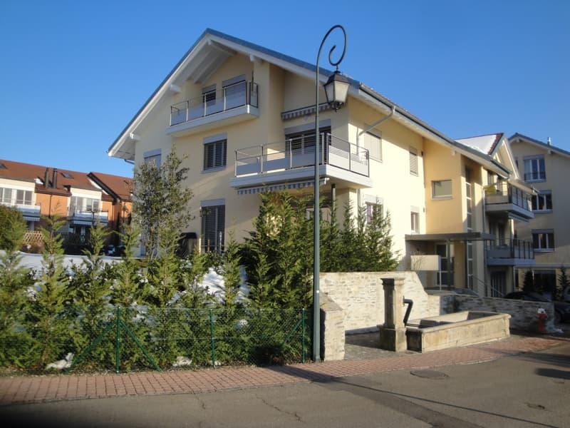 Appartement duplex soigné, spacieux, au calme et idéalement situé