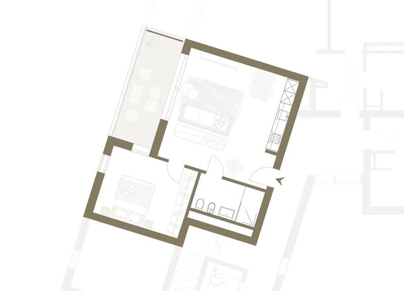 Appartamento di nuova costruzione a Sorengo.