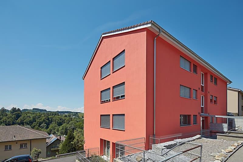 attraktive Wohnung in Stadtnähe!
