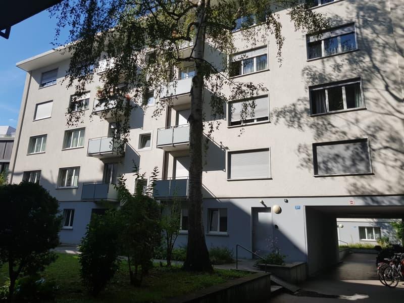 Wohngenuss in der Nähe des Unispitals! (1)