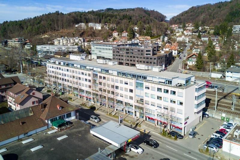 Repräsentatives Geschäftshaus in unmittelbarer Nähe des Bahnhofs