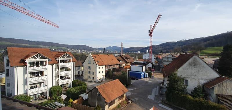 Gemütlich Dachwohnung nahe Baden