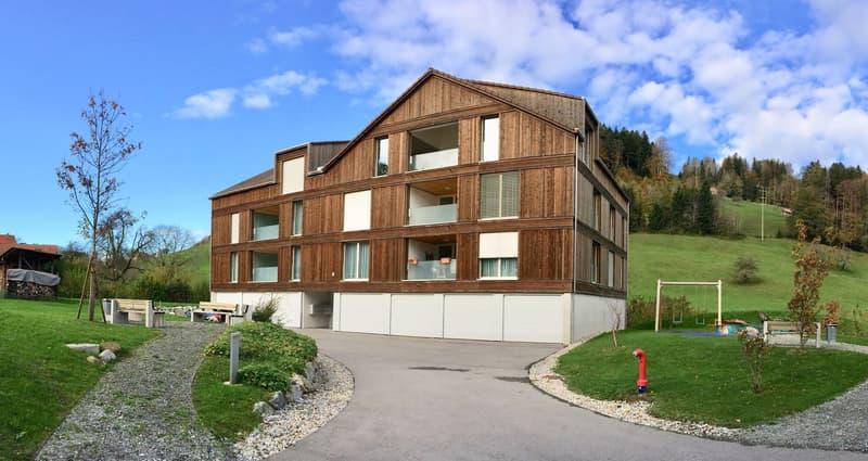 2.5 Zimmerwohnung im Appenzeller-Baustil zu vermieten