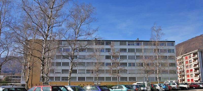 Affittasi da subito appartamento 3.5 locali duplex a Locarno