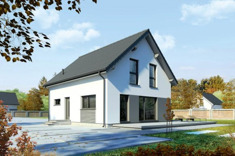 Einfamilienhaus-Neubau Bezugsfertig in Buchberg