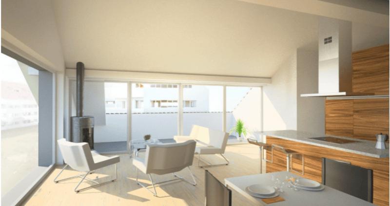 Appartement 4.5 pièces attique