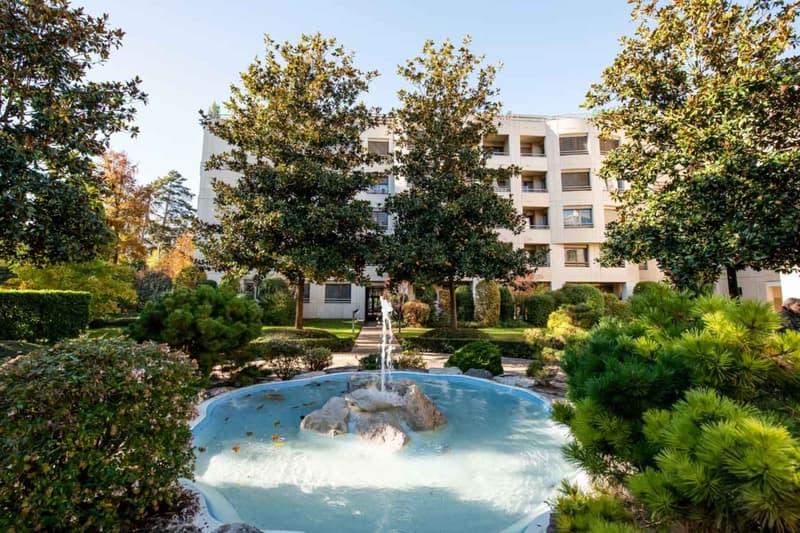 Appartement de 4 pièces avec balcon à Champel