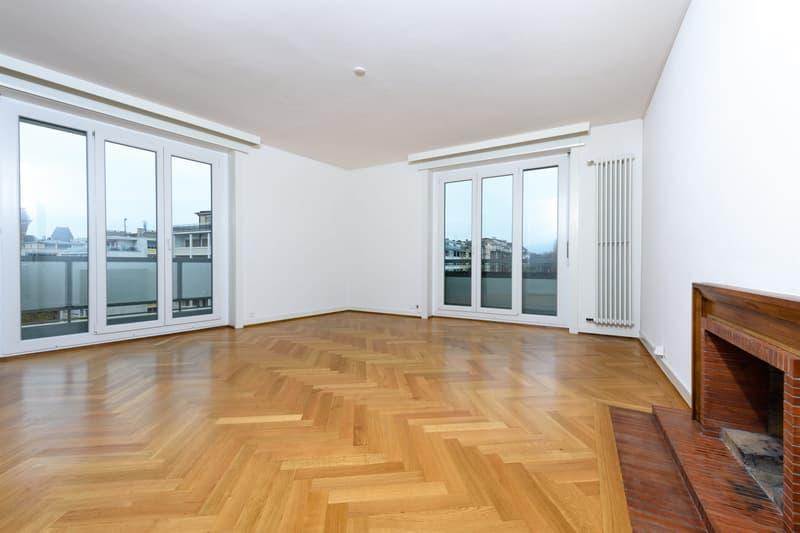 Magnifique appartement rénové dans le quartier de Champel (2)