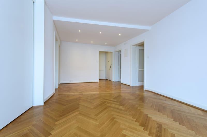 Magnifique appartement rénové dans le quartier de Champel (3)