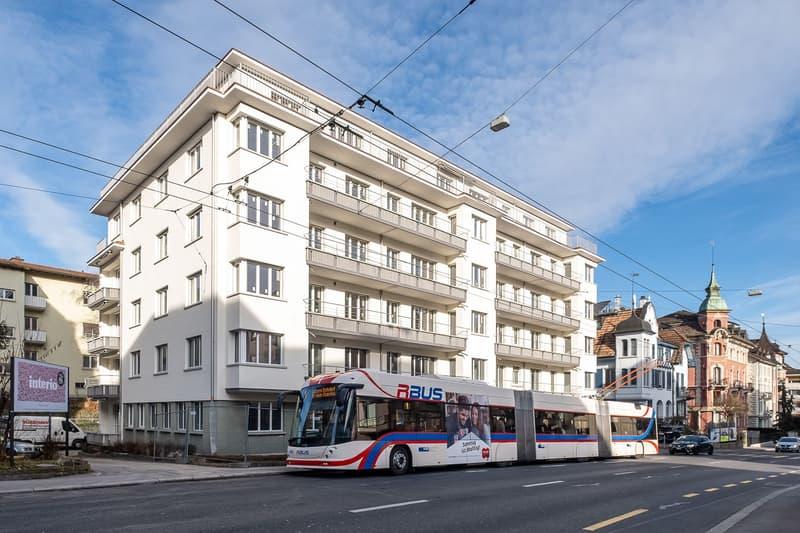 Wohnen im Zentrum des Maihof-Stadtquartiers (2)