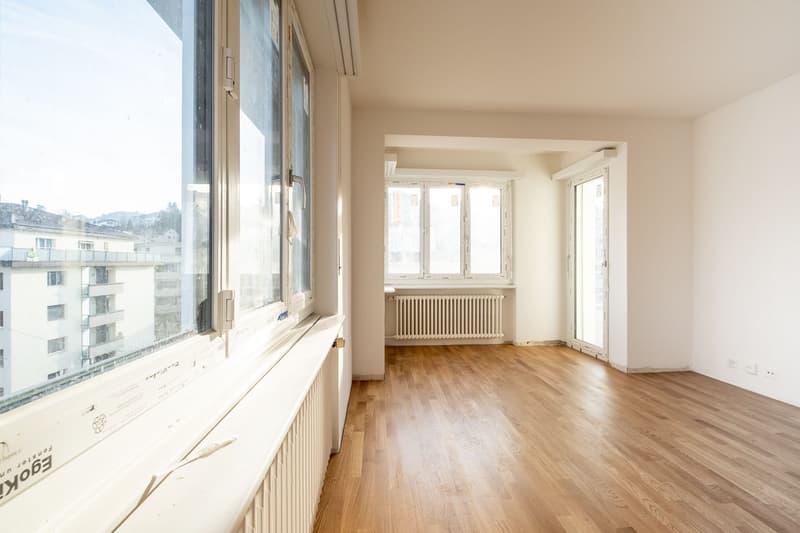 Wohnen im Zentrum des Maihof-Stadtquartiers (1)
