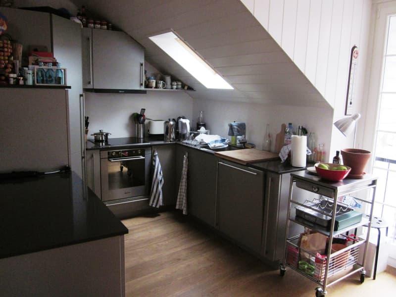 Bourg de Lutry : Appartement lumineux traversant avec cachet (3)