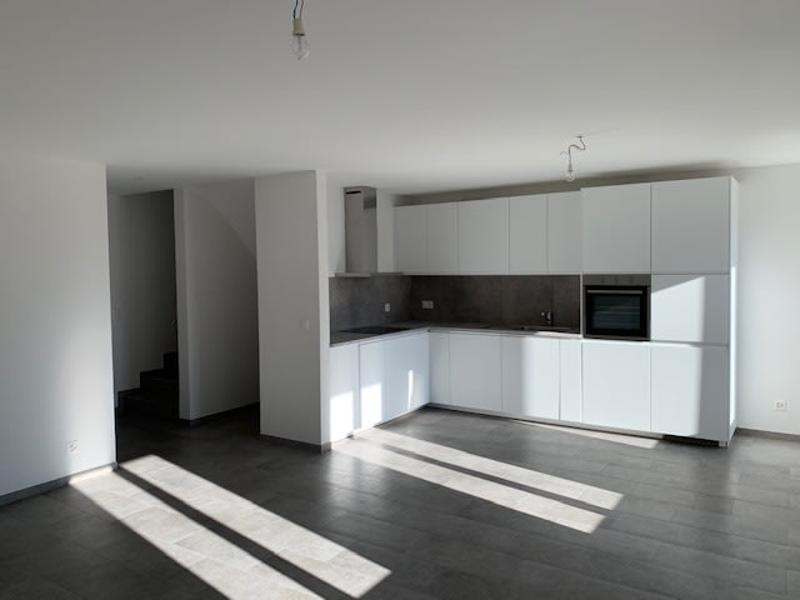 Appartement de 3.5 pièces en duplex au rez-de-chaussée