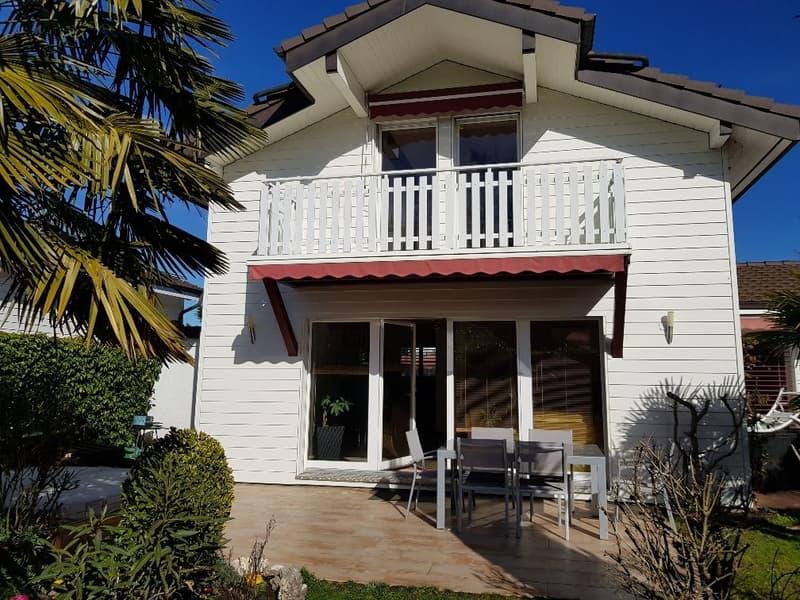 Très jolie villa-5 pièces-meublée-Plan-les-Ouates