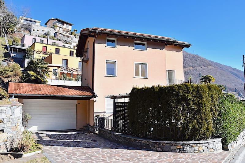 Casa Monofamiliare 5.5 locali con Loft sottotetto