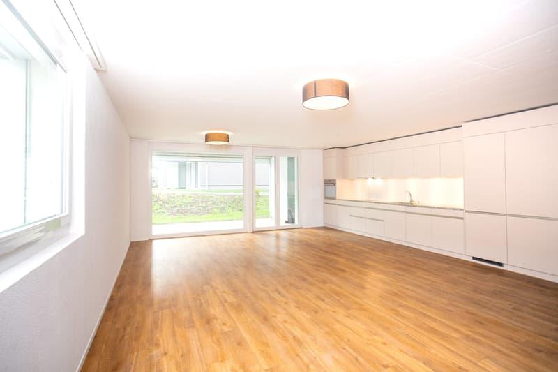 Grossraumbüro/Küche (47.7m2)