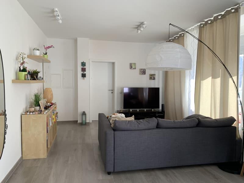 Bel appartement de 3.5 pièces à Gimel.