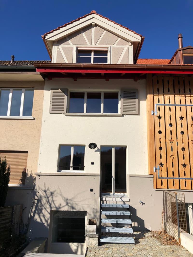 Charmantes, liebevoll restauriertes Stäfner-Flarzerhaus