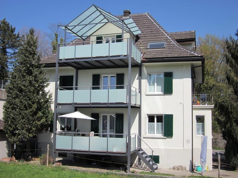 Sonnige 3 1/2 Zimmer Dachwohnung (2)
