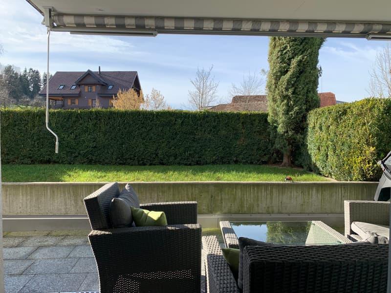 Schöne 2.5-Zimmer-Wohnung in Rotkreuz zu vermieten