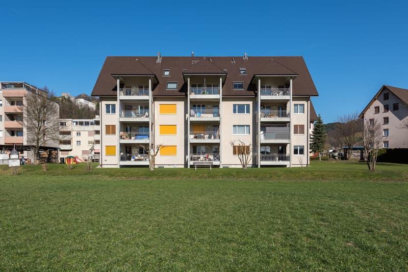 Leben Sie auf der Sonnenseite - Wohnung mit Aussicht