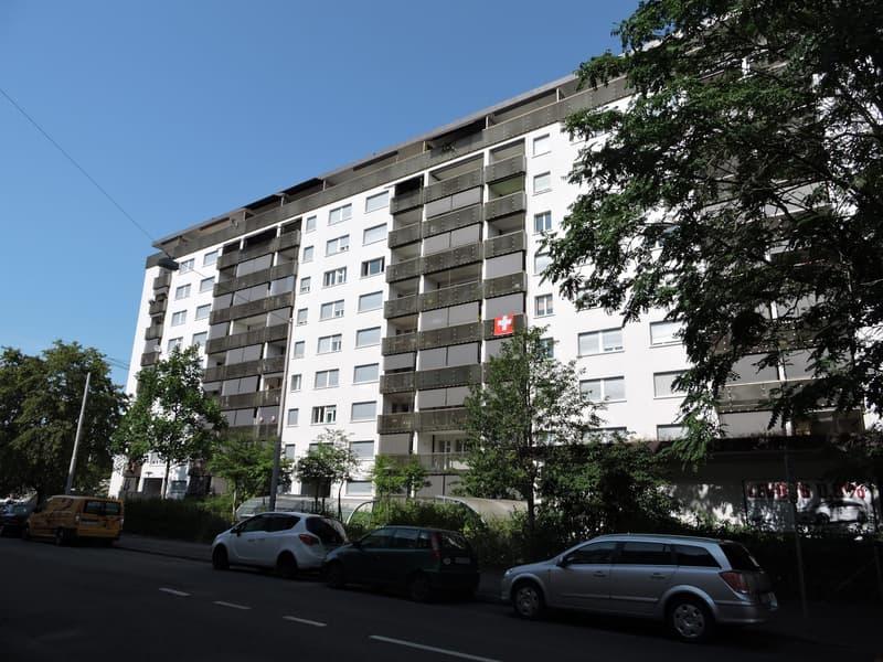 Top gelegene 3-Zimmerwohnung Nähe Messeplatz (1)