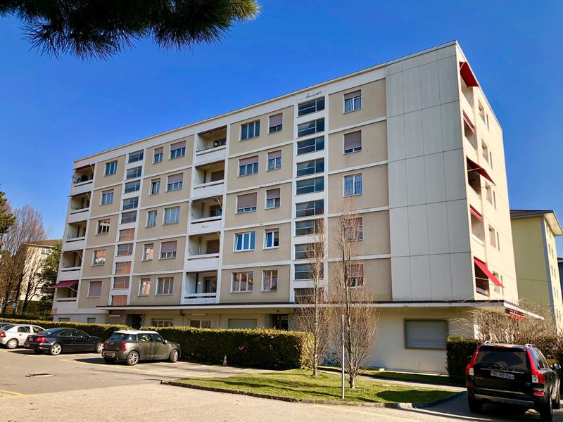 Appartement de 2.5 pièces au 3ème étage