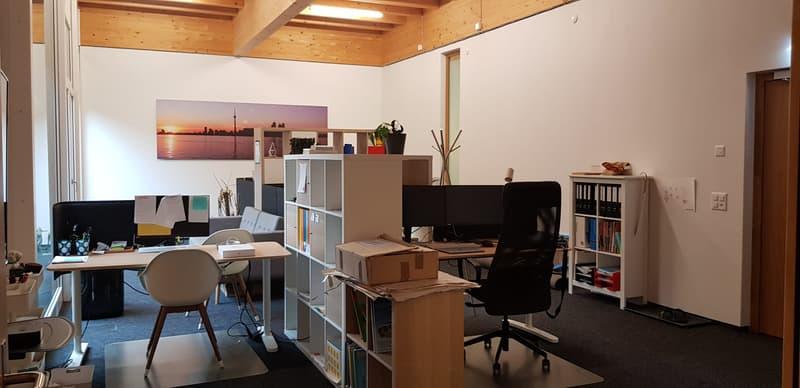 Büro im Gewerbepark Morgenstern
