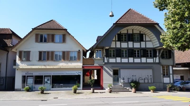 3.5-Zimmer-Wohnung im Zentrum von Laupen